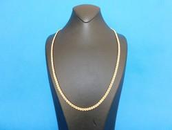 Arany 18k  női nyaklánc  22.4 gr