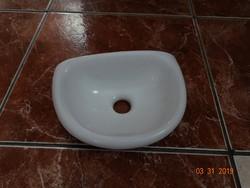 Retro Porcelán szappan tartó 17x12x7cm