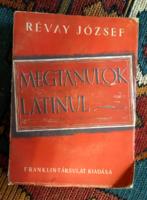 Révay József:Megtanulok latinul