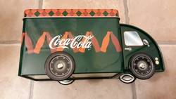 Coca - Cola kamion tartódoboz