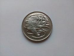 Ausztrál 20 cent
