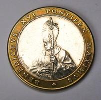 A Szent Péter-bazilika 500. évfordulója,XVI.Benedek pápa...