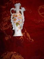Antik kis méretű  porcelán váza