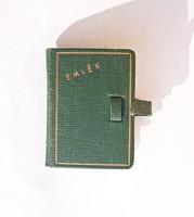 1920-30 körüli szerelmes apró képeskönyv