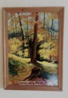 Kortárs festőművész eredeti alkotás