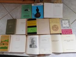 12 db régi kiadású könyv.. + 2 db ajándék..