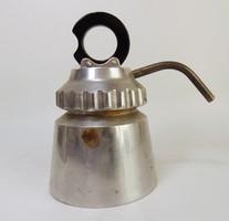 Régi 1 személyes kávéfőző , kotyogó