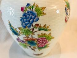 Nagy méretű Herendi Viktória váza