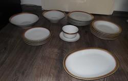 Art Déco Mitterteich Bavaria Germany Porcelán készlet