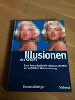 Thomas Ditzinger - A látás Illúziója c. német nyelvű érdekes könyv 1998