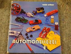 Autómodellezés, könyv