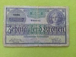 10000 Korona 1924 / id 2378/