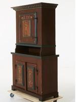 Szekrény 1807-ből (restaurált)