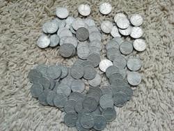 Alumínium 1 pengő, 100db