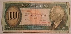 1000 Forint 1993 D.