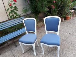Biedermeier /barokk-chippendale / vintage szék 4db  LEÁRAZTAM !