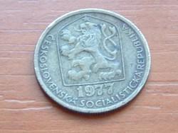 CSEHSZLOVÁKIA 20 HALERU 1977