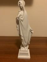 Grandiózus Méretű Extrém Ritka Zsolnay Szűz Mária