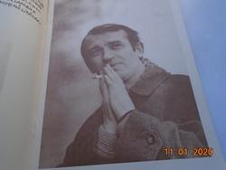 """""""Hommage á Huszárik Zoltán"""" emlékkiállítás 1986  katalógusa"""