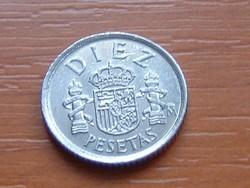 SPANYOL 10 PESETAS 1984