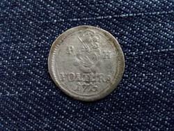III. Károly ezüst Poltura 1715 / id 5046/
