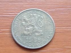 CSEHSZLOVÁKIA 20 HALERU 1988