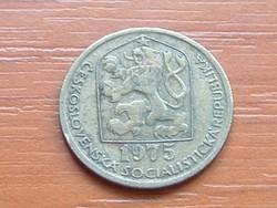 CSEHSZLOVÁKIA 20 HALERU 1975