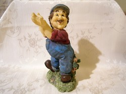 Nagyon ritka és különleges Mario figura 18 cm magas
