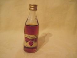 Hungária Ó Brandy 3cl eredeti üvegben bontatlan