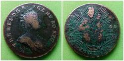 Mária Terézia 1 poltura 1763 PH KM / id 1441/