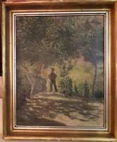 A parkban LEHET! Ferenczy Károly