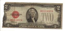 2 dollár 1928 USA 1.