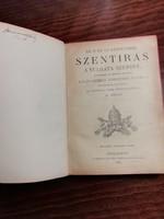 Káldi György - Szentírás a vulgata szerint, II. kötet, 1915