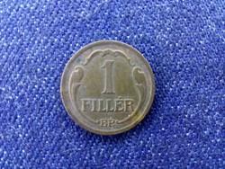Verdefényes 1 fillér 1926 / id 5154/