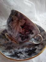 Antik fajansz Villeroy&Boch Bryonia óriás teás csésze