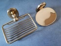 Réz fürdőszobai kiegészítők