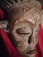Afrikai törzsi maszk