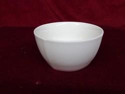 Német porcelán tálka, vitrin minőség. 8 cm magas, átmérője 14 cm.