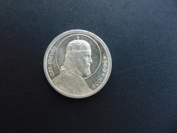Szent István 5 pengő 1938  Nagyon szép ezüst  04