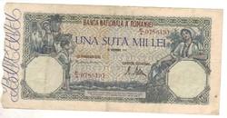 100000 lei 1946 Románia 3.