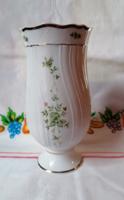 Hollóházi Erika mintás váza