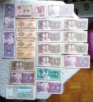 21db Ázsiai bankjegy