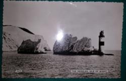 Képeslap - Wight-sziget, Egyesült Királyság
