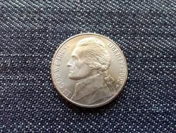 USA 5 Cent Jefferson nikkel 2002 P / id 15481/