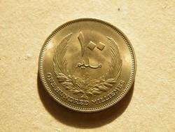 KK511 1965 Libia 100 Milliemes