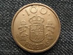 Spanyolország I. János Károly (1975-2014) 100 Peseta 1992 / id 15855/