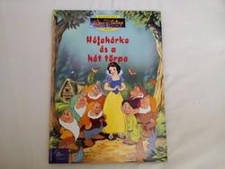 Walt Disney: Hófehérke és a hét törpe, Egmont Kiadós!