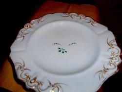 Altwien masszába nyomott méhkas jelzéssel  antik  porcelán tányér