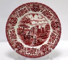Angol porcelán kistányér (ZAL-BI38579)