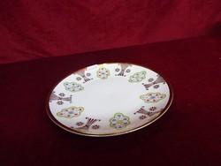 Winterling Bavaria német porcelán süteményes tányér. Vitrin minőség